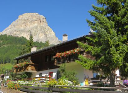 Ciasa Ines Colfosco (Dolomiti)