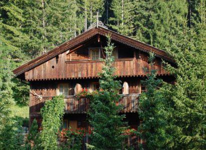 Chalet Morin Corvara in Badia (Dolomiti)