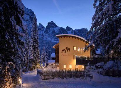 Rosmary's Chalet Corvara in Badia (Dolomiti)
