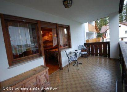 Agenzia Table - Appartments Cristina - terrazzo