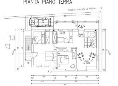 Agenzia Table - Chalet La Olp - piano terra