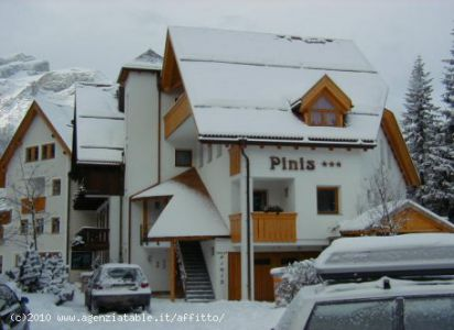 Agenzia Table Corvara/Alta Badia Chalet Pinis